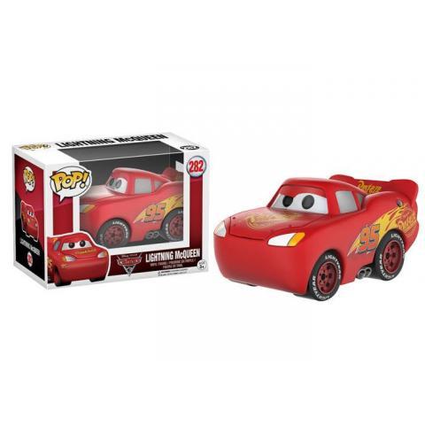 Disney 282 - Lightning McQueen