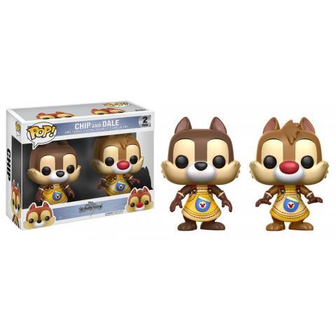Disney - Chip & Dale Kingdom Hearts