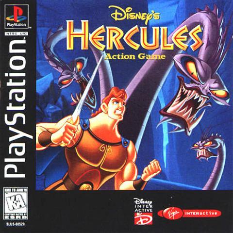 Disney Hercules (PS1)