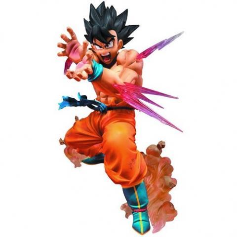 Dragon Ball - Son Goku Kamehameha Version