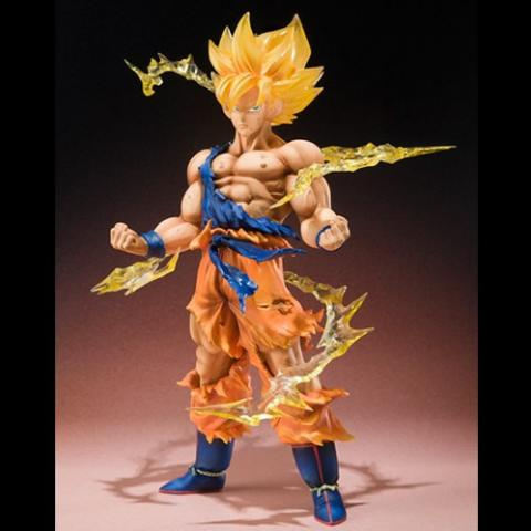 Dragon Ball - Son Goku Super Saiyajin