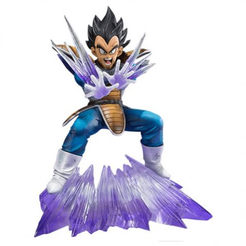 Dragon Ball - Vegeta Galick Gun Version