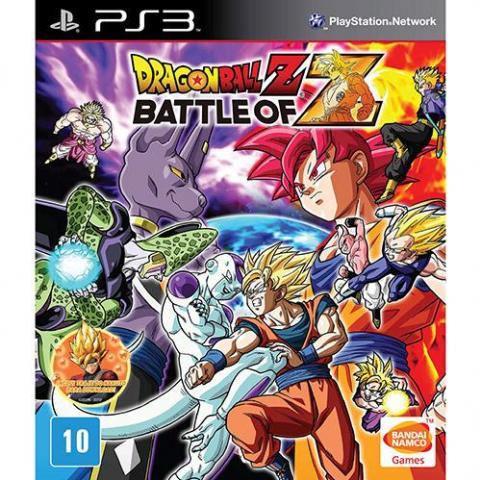 Dragon Ball Z Battle of Z (PS3)