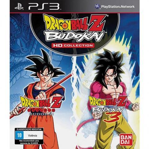 Dragon Ball Z Budokai HD Collection (PS3)
