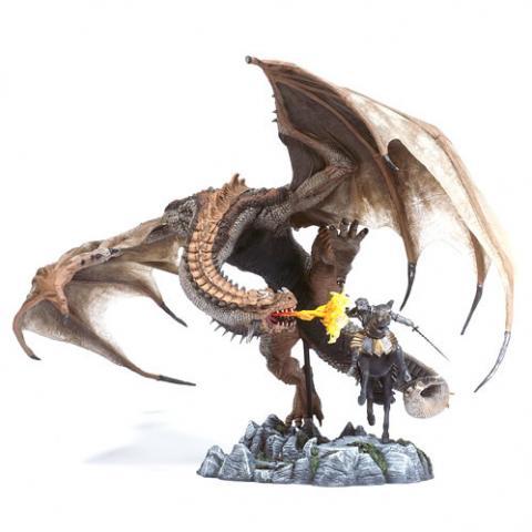 Dragon Series 1 - Berserker Dragon Clan vs Human Attacker