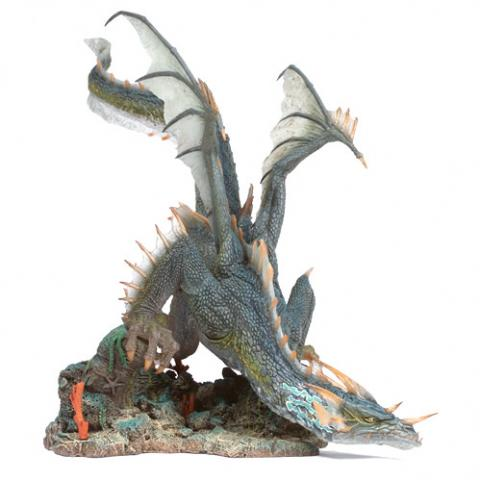 Dragon Series 1 - Water Dragon Clan