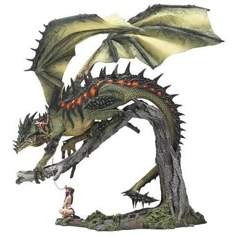 Dragon Series 4 - Komodo Dragon Clan