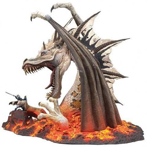 Dragon Series 5 - Fire Dragon Clan
