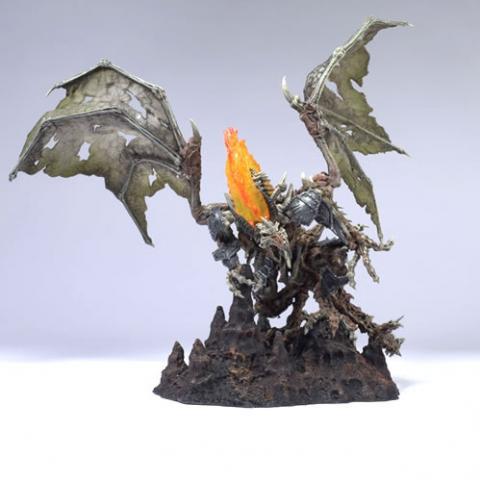 Dragon Series 6 - Fossil Dragon Clan
