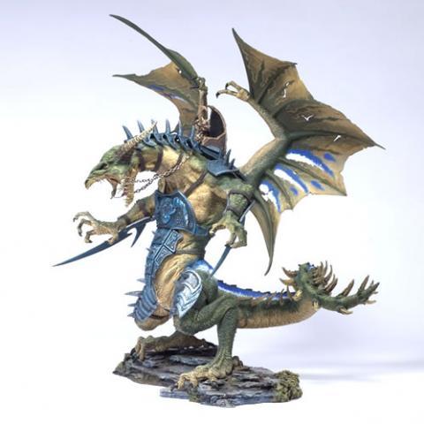 Dragon Series 6 - Warrior Dragon Clan
