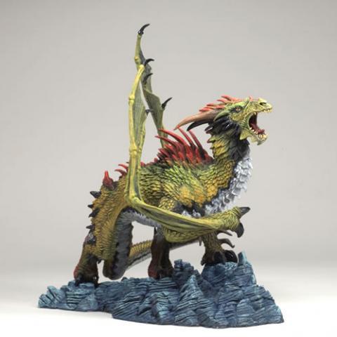 Dragon Series 7 - Fire Dragon Clan