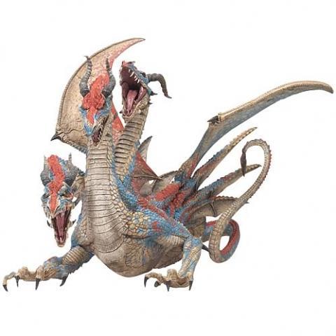 Dragon Series 7 - Hydra Dragon Clan