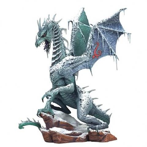 Dragon Series 7 - Ice Dragon Clan