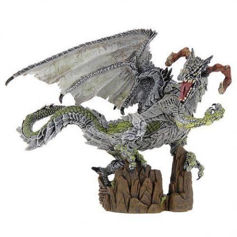 Dragon Series 7 - Warrior Dragon Clan