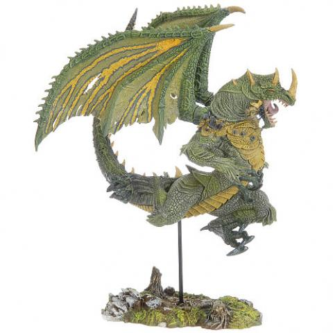 Dragon Series 8 - Berserk Dragon Clan