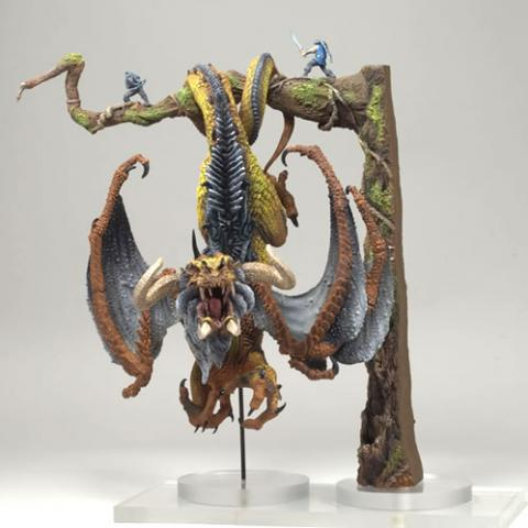 Dragon Series 8 - Hunter Dragon Clan