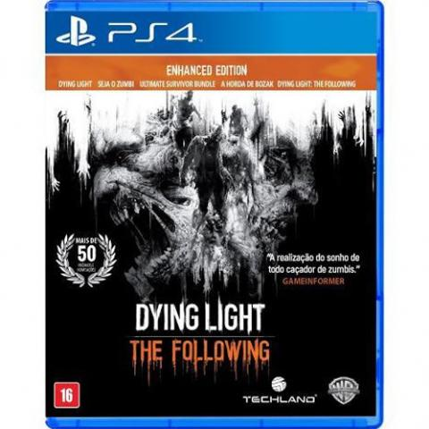 Dying Light: Enhanced Edition (PS4)
