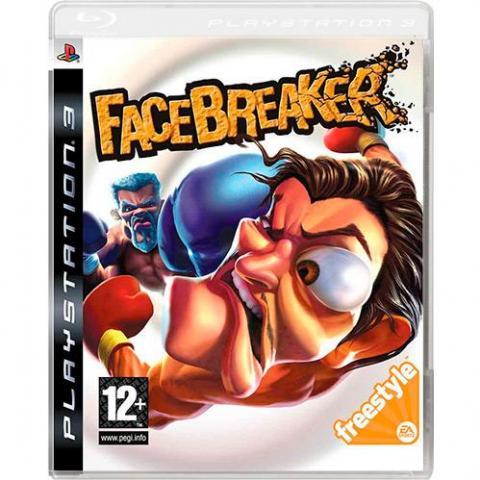 Face Breaker (PS3)