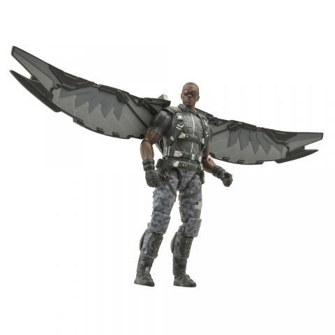Falcon The Winter Soldier