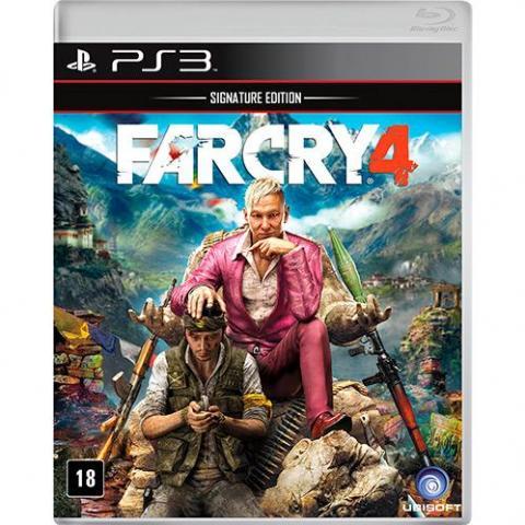 FarCry 4 (PS3)