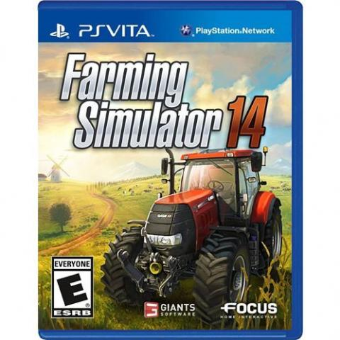 Farming Simulator 14 (PSVITA)