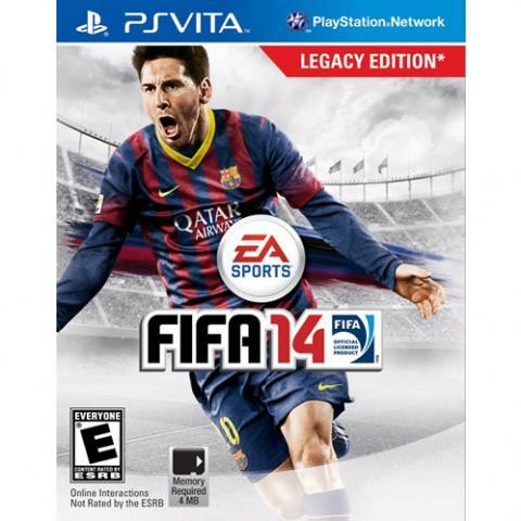 FIFA 14: Legacy Edition