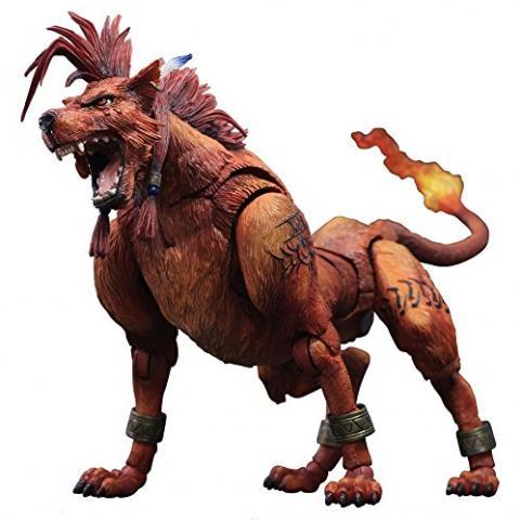 Final Fantasy VII Advent Children - Red XIII