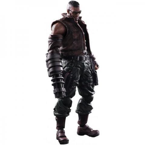 Final Fantasy VII Remake - Barret Wallace