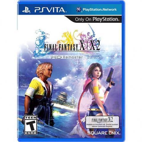 Final Fantasy X/X-2 HD Remaster (PSVITA)