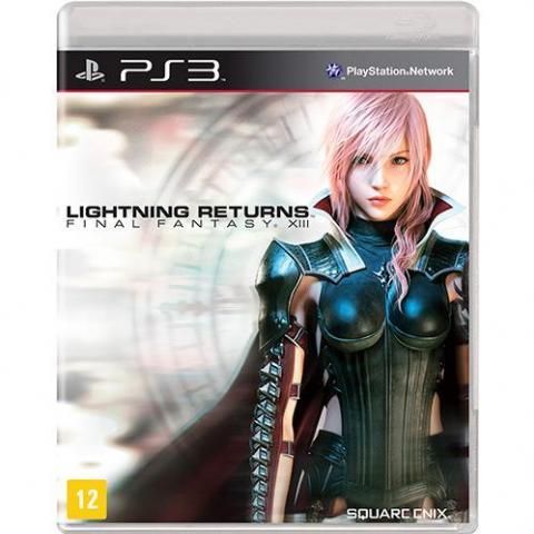 Final Fantasy XIII Lightning Returns (PS3)