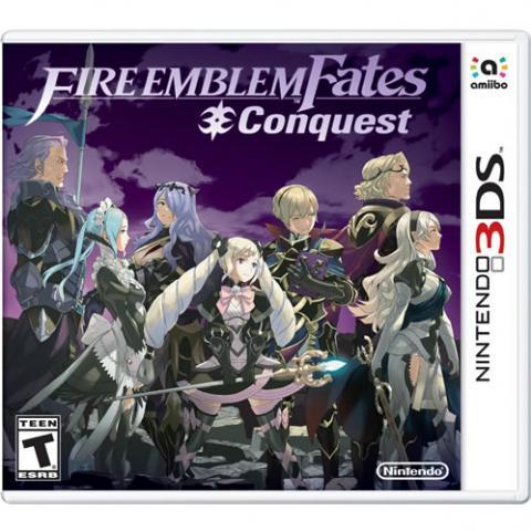 Fire Emblem Fates Conquest (3DS)