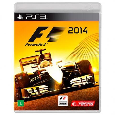 Formula 1 2014 (PS3)
