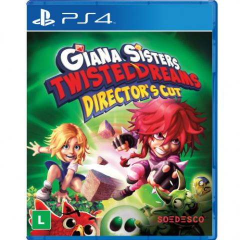 Giana Sisters: Twisted Dreams Director's Cut (PS4)