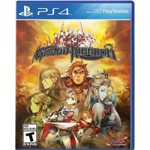 Grand Kingdom (PS4)