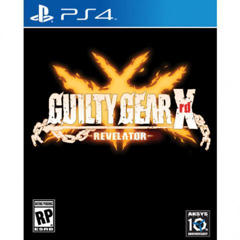 Guilty Gear Xrd: Revelator (PS4)