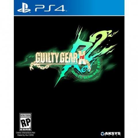 Guilty Gear Xrd Revelator 'Rev 2 Upgrade'