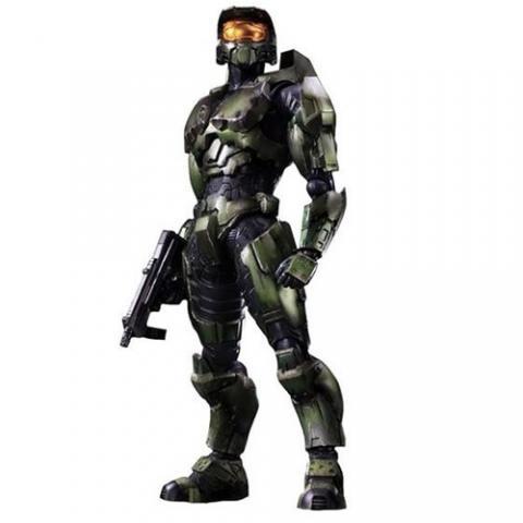 Halo 2 Anniversary Edition - Master Chief
