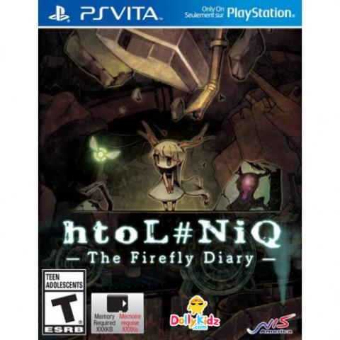 htoL#Niq: The Firely Diary