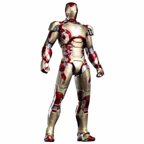 Iron Man 3 - Iron Man Mark XLII MMS197-D02