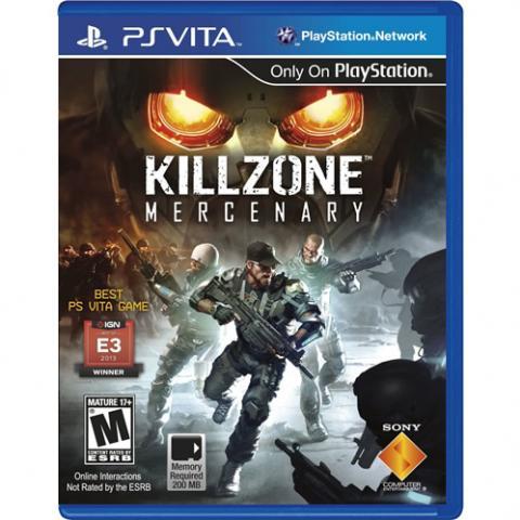 Killzone Mercenary (PSVITA)
