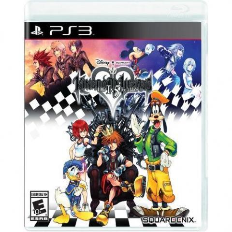 Kingdom Hearts I.5 ReMix (PS3)