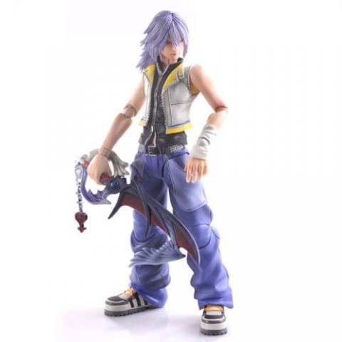 Kingdom Hearts II - Riku