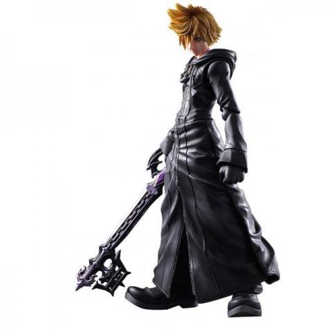 Kingdom Hearts II - Roxas (Organization XIII Version)