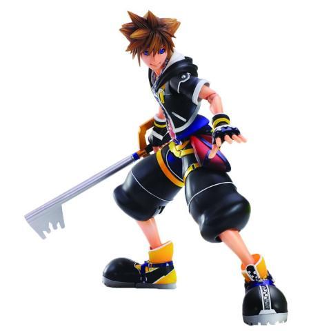 Kingdom Hearts II - Sora
