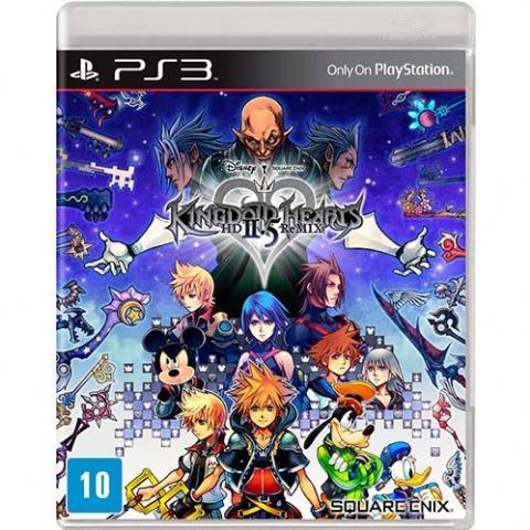 Kingdom Hearts II.5 ReMix (PS3)