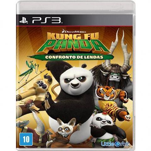 Kung Fu Panda - Confronto de Lendas (PS3)