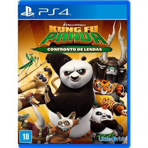 Kung Fu Panda: Confronto de Lendas (PS4)