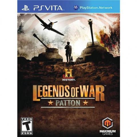 Legends of War: Patton