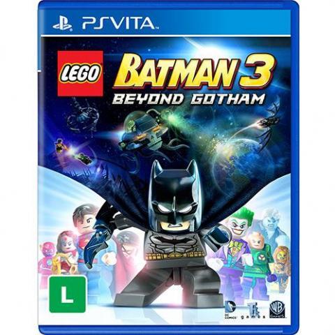 Lego Batman 3 Beyond Gotham (PSVITA)