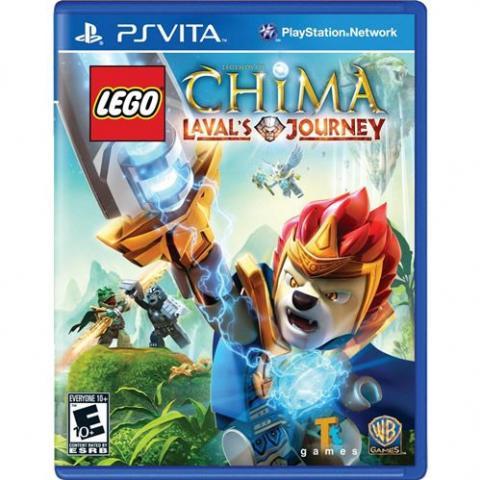 Lego Chima Laval's Journey (PSVITA)